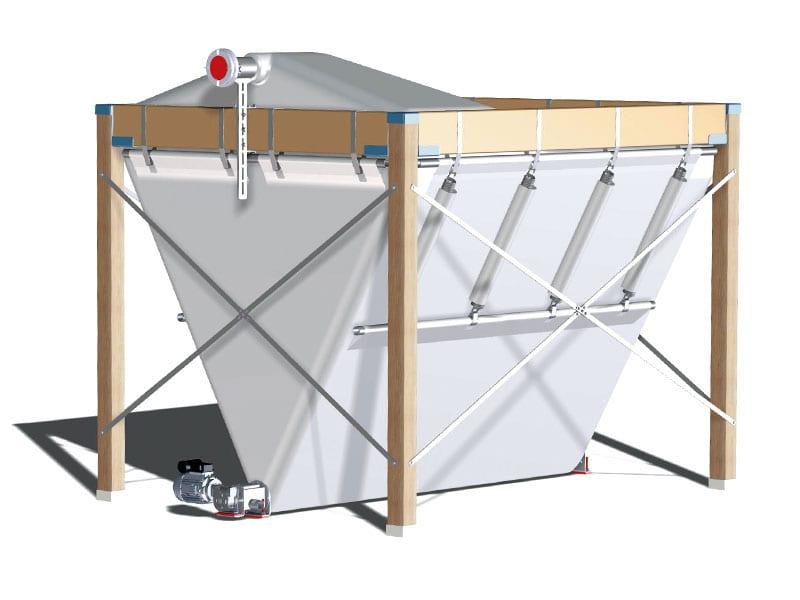 MESys AutoPellet Wood Pellet Boiler